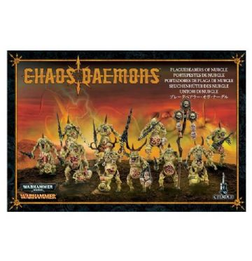 Games Workshop Warhammer Chaos Daemons Plaguebearers Of Nurgle 97-10
